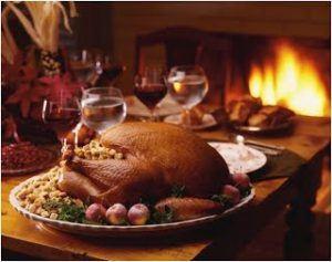 Seasoned Firewood for Thanksgiving