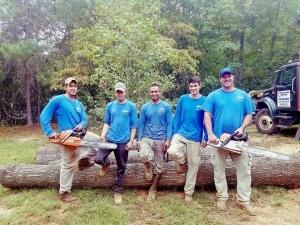 Sharp Tree Service - Tree Service Crew