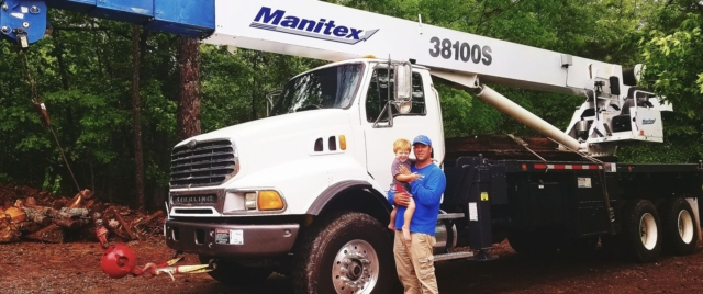 Sharp Tree Service - Family Business